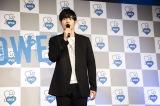 初のファンミーティングを開催した岡田健史