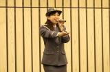 『池袋交通安全のつどい』に出席した小川真奈