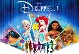 『全国ハモネプリーグ2019』に出演するディズニー初の公式アカペラグループ DCappellaが登場(C)Disney