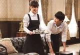 映画『うちの執事が言うことには』で兄妹役を演じる(左から)優希美青、神尾楓珠(C)2019「うちの執事が言うことには」製作委員会