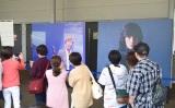 フィルムコンサート&写真展『HIDEKI SAIJO FILM CONCERT 2019 THE48』に集まるファン (C)ORICON NewS in