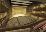 「LINE CUBE SHIBUYA」(渋谷公会堂)客席から見たステージのイメージ