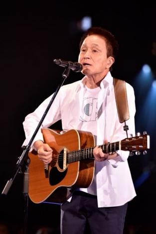 地元横浜で追加公演ツアーをスタートさせた小田和正 Photo by 菊地英二