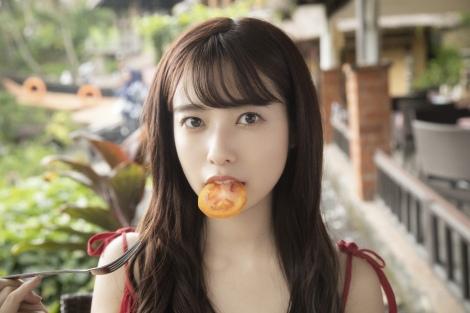 サムネイル 写真集『7秒のしあわせ』を発売する乃木坂46・斉藤優里