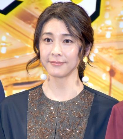映画『長いお別れ』舞台あいさつに登壇した竹内結子 (C)ORICON NewS inc.