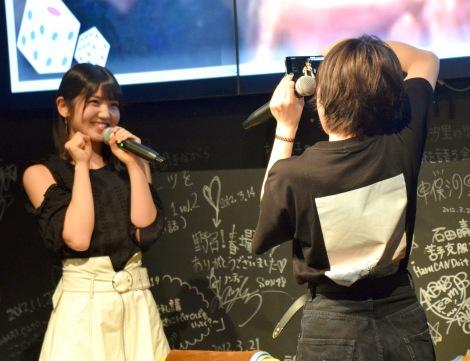 『AKB48 ダイスキャラバン「サイコロステーキ〜ファイナル〜」』のリアルイベントの模様 (C)ORICON NewS inc.