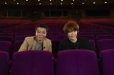 (左から)中山秀征、浦井健治