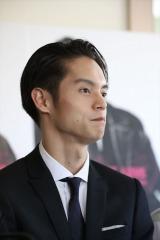 主演映画『初恋』を引っさげ、カンヌ映画祭に初参加した窪田正孝(C) Kazuko Wakayama