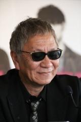 カンヌ映画祭は2年ぶり7回目、[監督週間]には4年ぶり3回目の選出となった三池崇史監督(C) Kazuko Wakayama