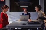 5月16日放送、『緊急取調室』第6話に倉科カナがゲスト出演。ワケありの保育士役で天海祐希らキントリ・チームを撹乱する(C)テレビ朝日
