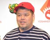 千原せいじがゲーム内に登場して「今出したらアカン」と突っ込んだくっきー (C)ORICON NewS inc.