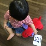 生後10ヶ月を迎えたぺこ&りゅうちぇるの長男・リンクくん(写真はオフィシャルブログより)