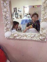 美容室デビューをしたリンクくん(写真はオフィシャルブログより)