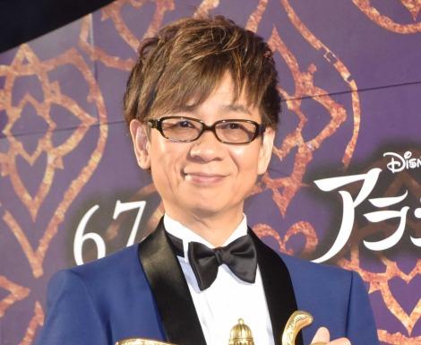 映画『アラジン』来日マジック・カーペットイベントに出席した山寺宏一 (C)ORICON NewS inc.