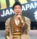 ニューシングル『JAN JAN JAPANESE』発売記念イベントに登場した郷ひろみ (C)ORICON NewS inc.