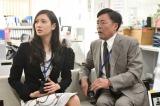 金曜ドラマ『インハンド』に出演する(左から)菜々緒、光石研 (C)TBS