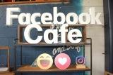 アロハアミーゴ原宿にオープンしたポップアップカフェ『Facebook Cafe』 (C)ORICON NewS inc.