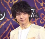 映画『アラジン』来日マジック・カーペットイベントに出席した中村倫也 (C)ORICON NewS inc.