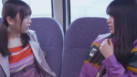 乃木坂46の23rdシングル「Sing Out!」収録曲「平行線」MVより