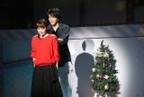 舞台『カレフォン』で共演した川栄李奈&廣瀬智紀(C)Deview