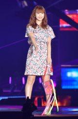 『Rakuten GirlsAward 2019 SPRING/SUMMER』に登場した藤田ニコル (C)ORICON NewS inc.