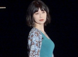 『Rakuten GirlsAward 2019 SPRING/SUMMER』に登場した有村藍里 (C)ORICON NewS inc.