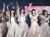 新曲「Sing Out!」を披露した乃木坂46 (C)ORICON NewS inc.