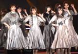 『Rakuten GirlsAward 2019 SPRING/SUMMER』でパフォーマンスする乃木坂46 (C)ORICON NewS inc.