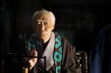 映画『居眠り磐音』で阿波屋の有楽斎を演じた柄本明(C)2019映画「居眠り磐音」製作委員会