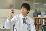 『ラジエーションハウス〜放射線科の診断レポート〜』のGalaxyオリジナルCMの撮影に参加した鈴木伸之 (C)ORICON NewS inc.