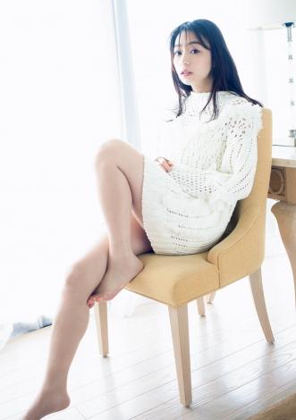 サムネイル 『週刊プレイボーイ』22号に登場した宇垣美里(C)桑島智輝/週刊プレイボーイ