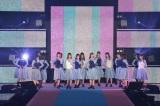 改名後初めて『ガルアワ』でパフォーマンスした日向坂46(C)Rakuten GirlsAward 2019 SPRING/SUMME