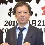 聞き慣れない肩書きに戸惑った板尾創路=『よしもとアクターズ「関西演劇祭2019 お前ら、芝居たろか!」』開催発表会見 (C)ORICON NewS inc.