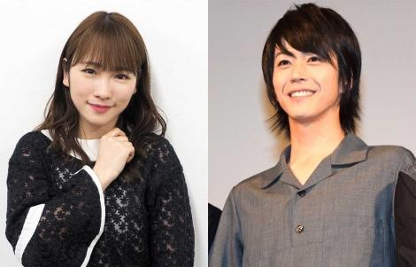 サムネイル 結婚を発表した(左から)川栄李奈、廣瀬智紀 (C)ORICON NewS inc.