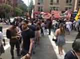 NYのフードフェスで大盛況だったHEY!たくちゃんのラーメン店