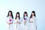 芸能界を離れることを決めた9nineの吉井香奈恵(写真左)