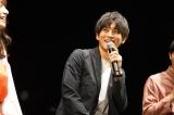 カンテレ・フジテレビ系連続ドラマ『パーフェクトワールド』のイベントに出席した松坂桃李(C)カンテレ