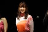 カンテレ・フジテレビ系連続ドラマ『パーフェクトワールド』のイベントに出席した山本美月(C)カンテレ