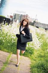 『FLASH』5月21日発売号に登場した日向坂46・佐々木久美(C)光文社/週刊FLASH 写真◎藤本和典