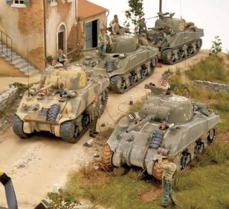 M4シャーマン/吉岡和哉氏