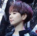 ライブ舞台『THE YOUNG LOVE DISCOTHEQUE 2019』の公開前囲み取材に出席したCharisma.com・いつか (C)ORICON NewS inc.