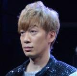 ライブ舞台『THE YOUNG LOVE DISCOTHEQUE 2019』の公開前囲み取材に出席したDJ U-ICHI (C)ORICON NewS inc.