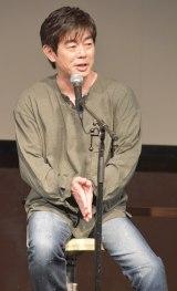ソロアルバム『留まらざること 川の如く』リリースを記念した朗読会&トークイベントを開催した宮沢和史 (C)ORICON NewS inc.