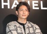 『シャネル 新生アイコンウォッチJ12 スペシャルプレビュー「DECISIVE SECONDS」』イベントに出席した玉木宏 (C)ORICON NewS inc.