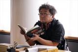 樋口真嗣監督=NHKラジオ第1の番組『襲来!ゴジラジオ』6月2日生放送(C)新日本プロレス