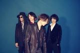 [ALEXANDROS]のドラマー・庄村聡泰(左端)がさいたまスーパーアリーナ公演で復帰決定