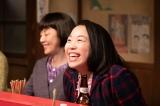 連続テレビ小説『なつぞら』第45回(5月22日放送)より。東京・新宿編に登場する土間レミ子(藤本沙紀)(C)NHK