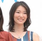 映画『ライフ・オン・ザ・ロングボード 2nd Wave』の公開前特別イベントに登壇した松原奈祐 (C)ORICON NewS inc.