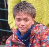 デビューアルバム『BALLISTIK BOYZ』のリリース記念イベントに出席した日高竜太 (C)ORICON NewS inc.