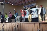 デビューアルバム『BALLISTIK BOYZ』のリリース記念イベントに出席したBALLISTIK BOYZ (C)ORICON NewS inc.